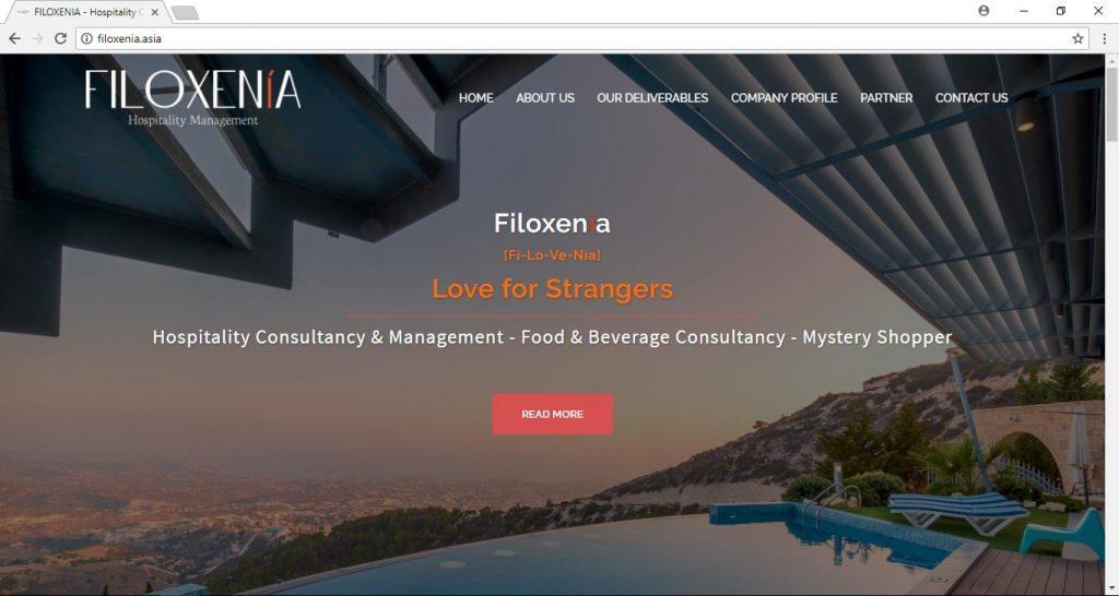 filoxenia website