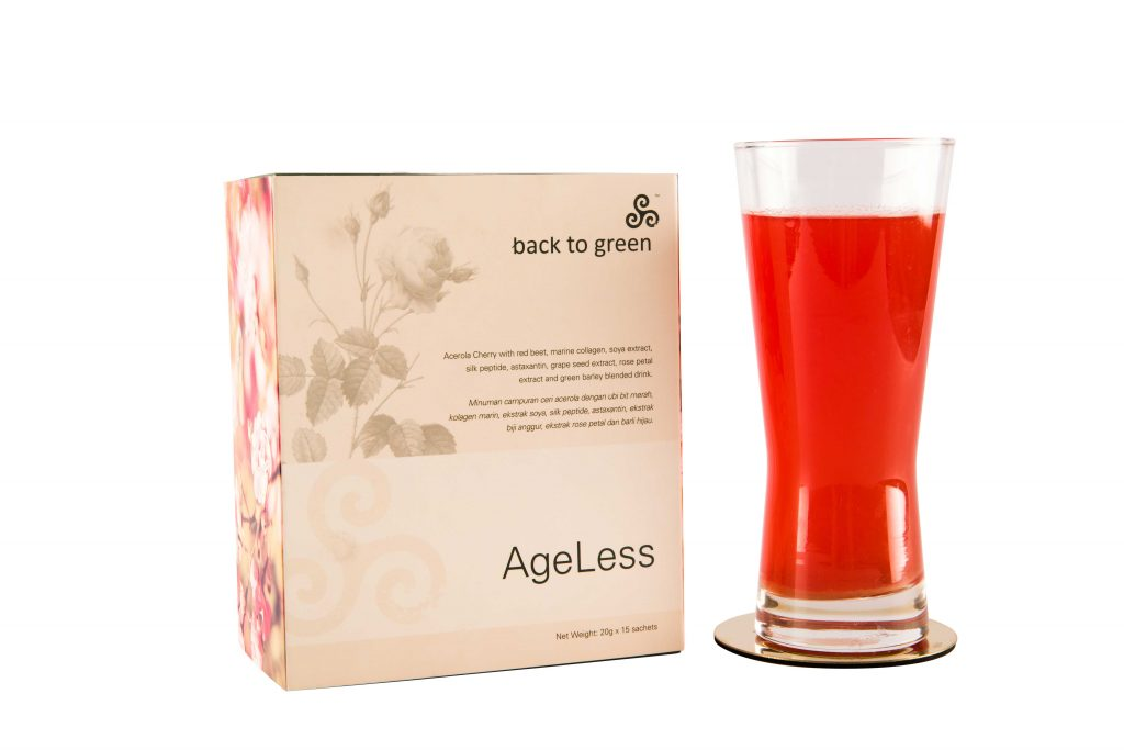 Product -Ageless- Back to green