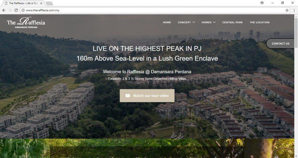 therafflesia website