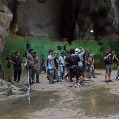 International TV Commercial Shot in KL